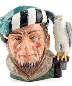 Falconer D6547 - Mini - Royal Doulton Character Jug