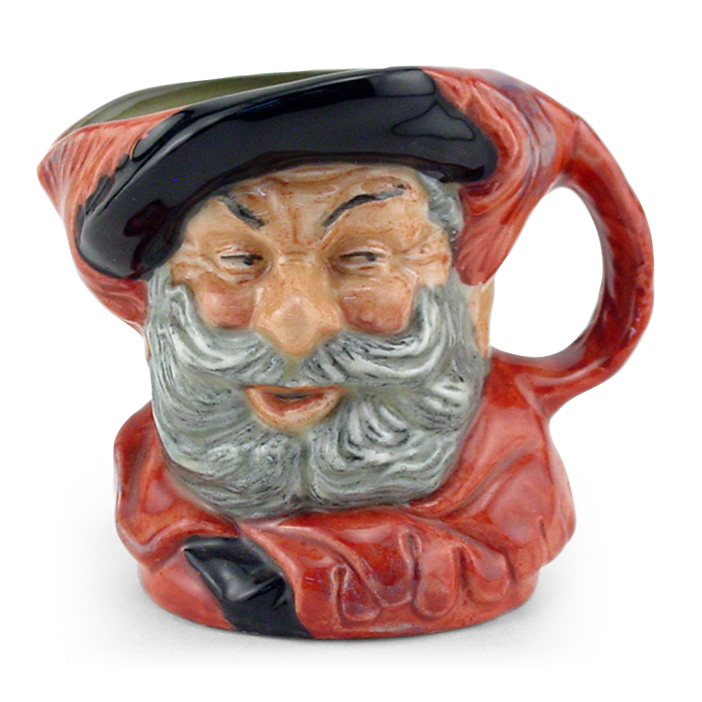 Falstaff D6519 - Mini - Royal Doulton Character Jug