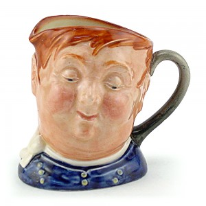 Fat Boy D6139 - Mini - Royal Doulton Character Jug