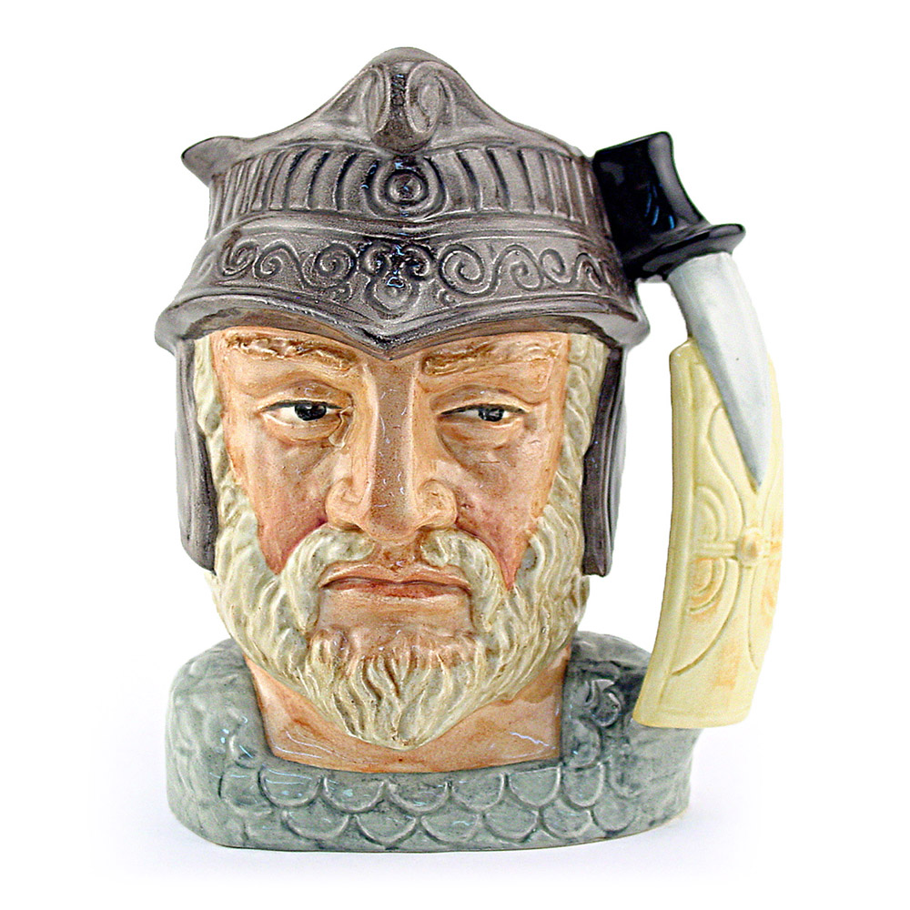 Gladiator D6556 - Mini - Royal Doulton Character Jug