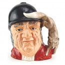 Gone Away D6545 - Mini - Royal Doulton Character Jug