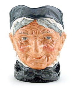 Granny D6520 - Mini - Royal Doulton Character Jug