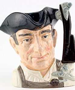 Gunsmith D6587 - Mini - Royal Doulton Character Jug