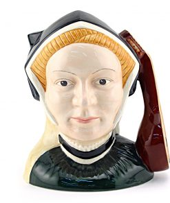 Jane Seymour D6747 - Mini - Royal Doulton Character Jug