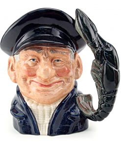 Lobsterman D6652 - Mini - Royal Doulton Character Jug