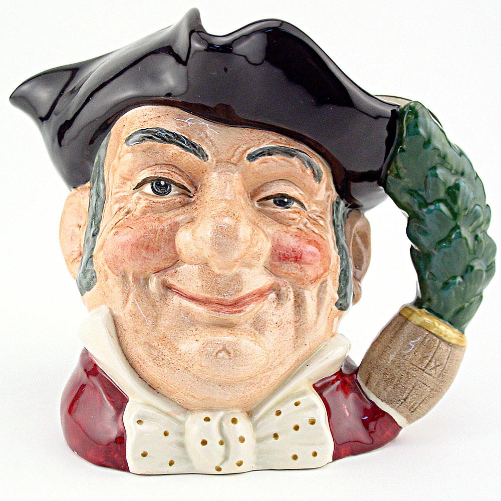 Mine Host D6513 - Mini - Royal Doulton Character Jug