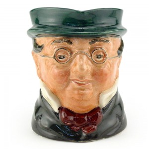 Mr Pickwick D6254 - Mini - Royal Doulton Character Jug