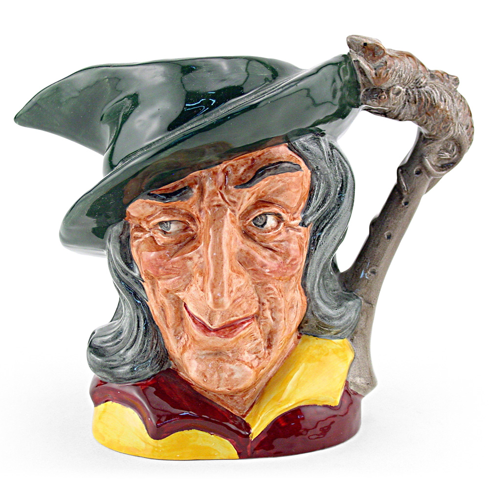 Pied Piper D6514 - Mini - Royal Doulton Character Jug