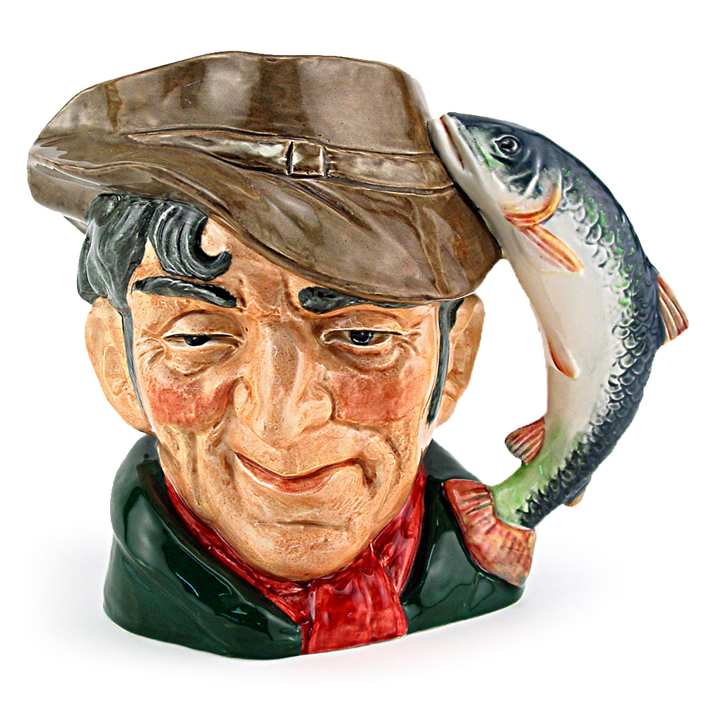 Poacher D6515 - Mini - Royal Doulton Character Jug
