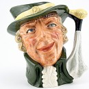Regency Beau D6565 - Mini - Royal Doulton Character Jug