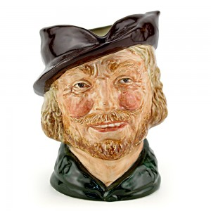 Robin Hood Old D6252 - Mini - Royal Doulton Character Jug