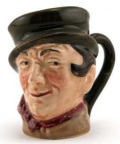 Sam Weller D6140 - Mini - Royal Doulton Character Jug