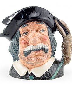 Sancho Panca D6518 - Mini - Royal Doulton Character Jug