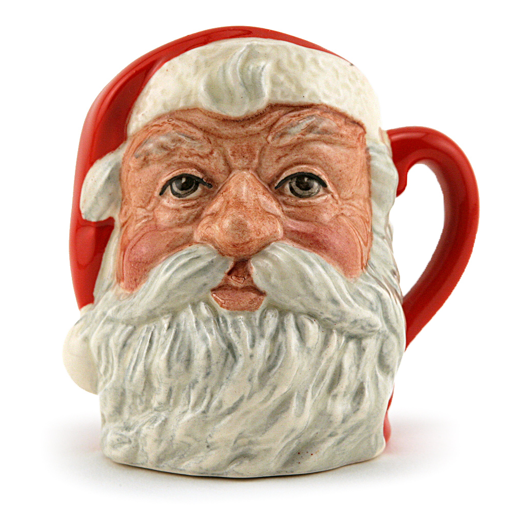 Santa Claus D6706 - Mini - Royal Doulton Character Jug