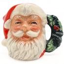 Santa Claus D6900 - Mini - Royal Doulton Character Jug