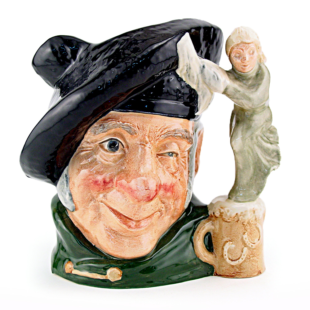 Tam O Shanter D6640 - Mini - Royal Doulton Character Jug
