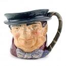 Tony Weller D6044 - Mini - Royal Doulton Character Jug