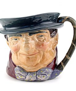 Tony Weller D6044 - Mini - Royal Doulton Character Jug