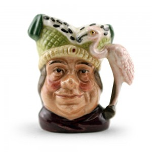 Ugly Duchess D6607 (Bone China) - Mini - Royal Doulton Character Jug
