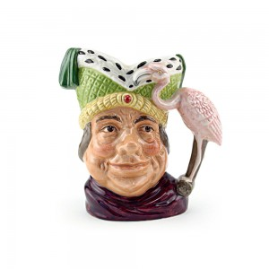 Ugly Duchess D6607 - Mini - Royal Doulton Character Jug