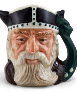 Viking D6526 (Bone China) - Mini - Royal Doulton Character Jug