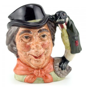 Walrus and Carpenter D6608 - Mini - Royal Doulton Character Jug
