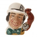 Mad Hatter PTP Colorway - Mini - Royal Doulton Character Jug