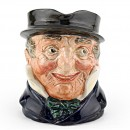 Cap'n Cuttle D5842 - Odd Size - Royal Doulton Character Jug