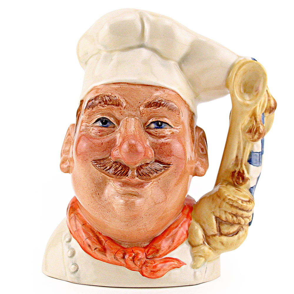 Chef D7103 - Odd Size - Royal Doulton Character Jug