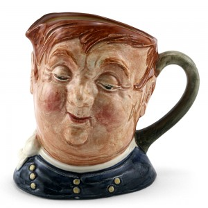 Fat Boy D5840 - Odd Size - Royal Doulton Character Jug