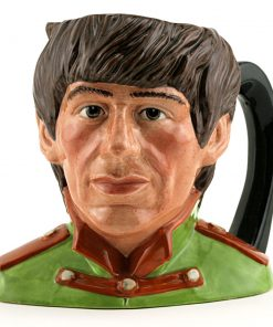 George Harrison D6727 - Odd Size - Royal Doulton Character Jug
