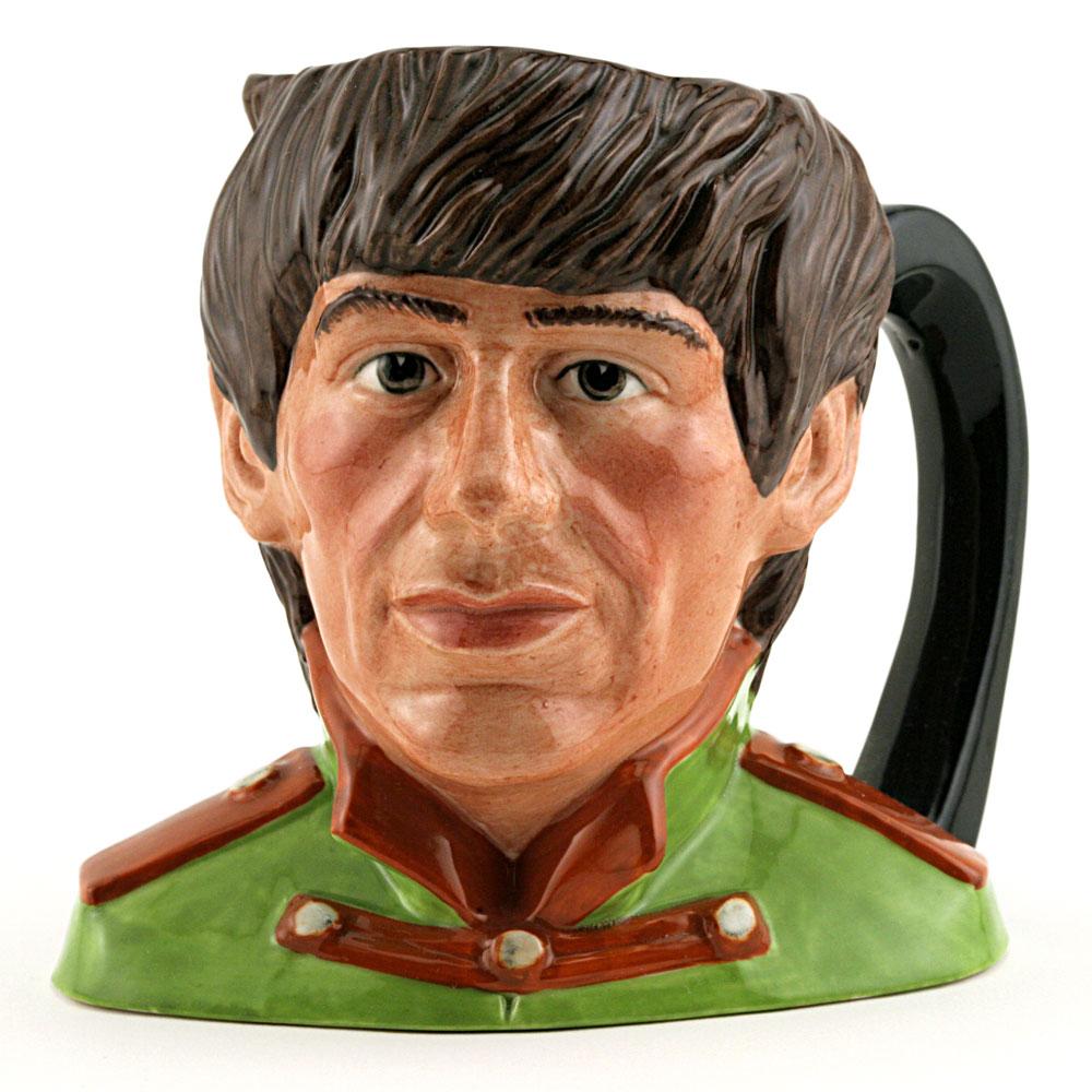 George Harrison D6727 - Odd Size - Royal Doulton Character Jug