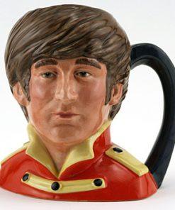 John Lennon D6797 (Colorway) - Odd Size - Royal Doulton Character Jug