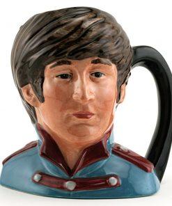 John Lennon D6725 - Odd Size - Royal Doulton Character Jug