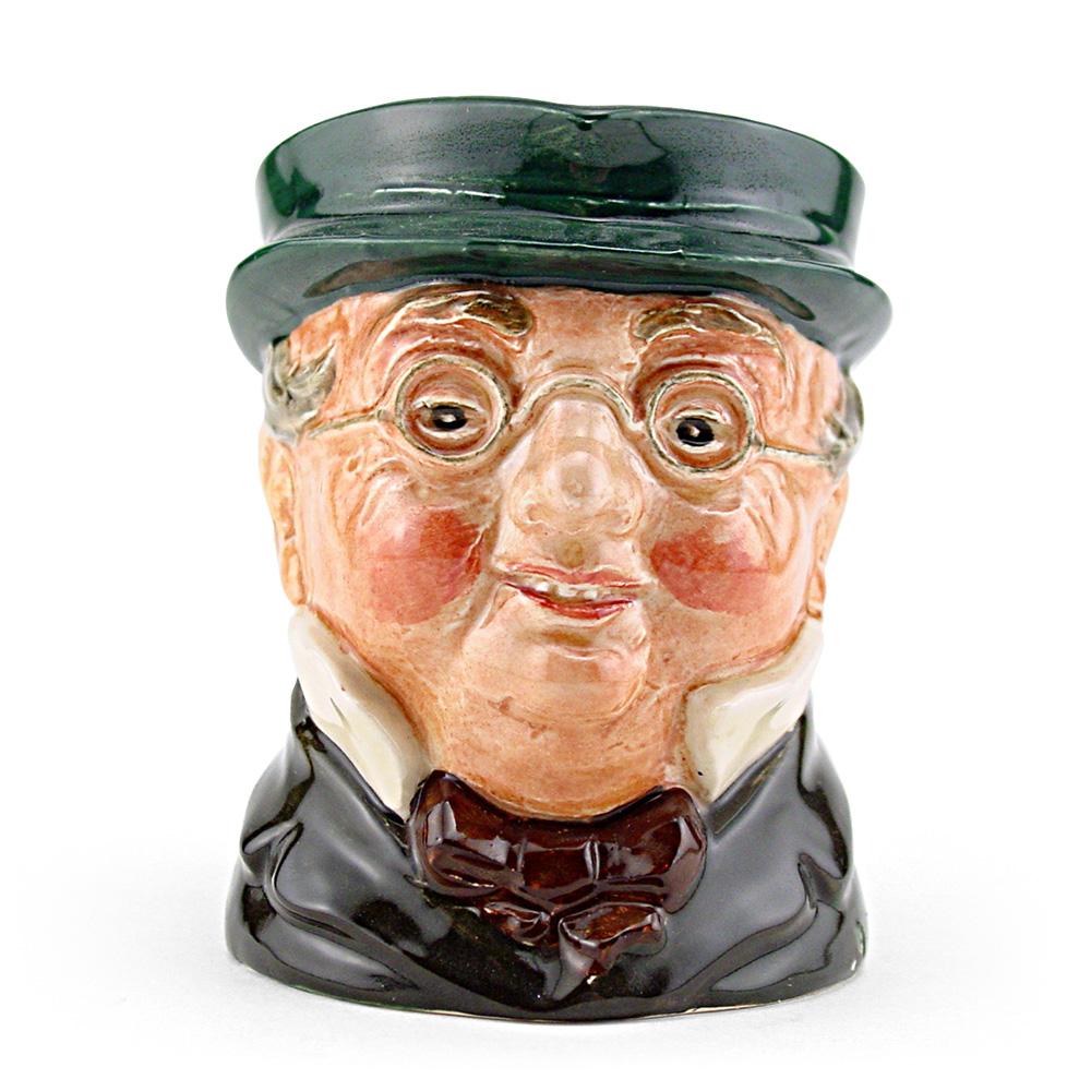 Mr Pickwick D5839 - Odd Size - Royal Doulton Character Jug