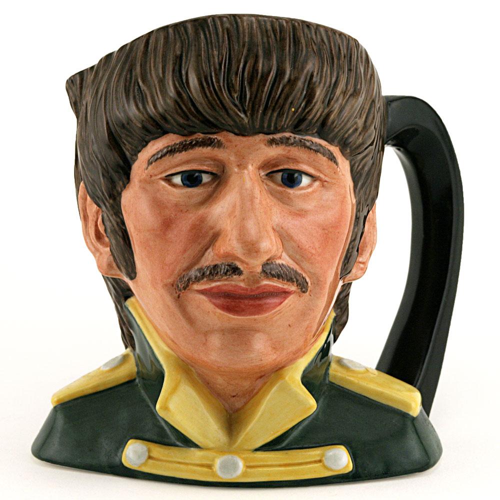 Ringo Starr D6726 - Odd Size - Royal Doulton Character Jug