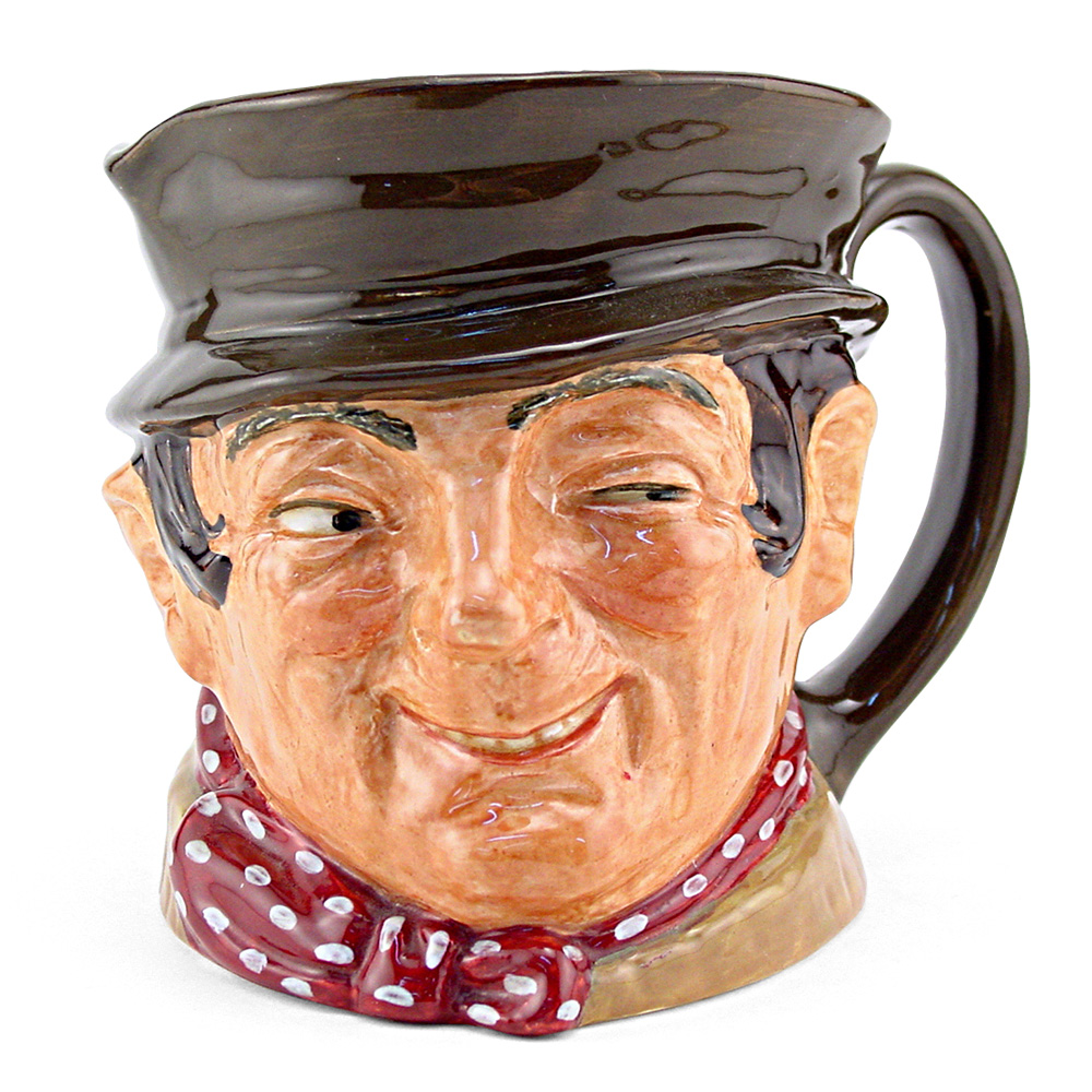 Sam Weller D5841 - Odd Size - Royal Doulton Character Jug