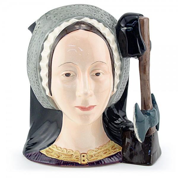 Anne Boleyn D6650 - Small - Royal Doulton Character Jug