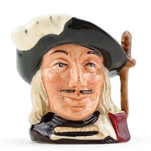Aramis D6454 - Small - Royal Doulton Character Jug