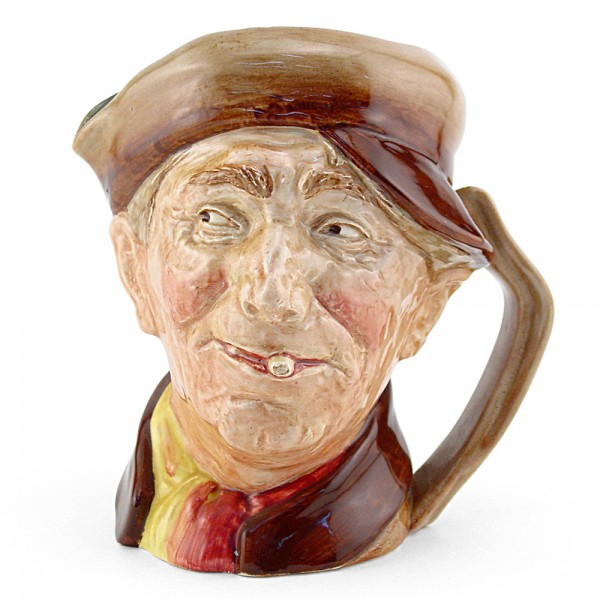 Arry D6235 - Small - Royal Doulton Character Jug