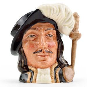 Athos D6452 - Small - Royal Doulton Character Jug