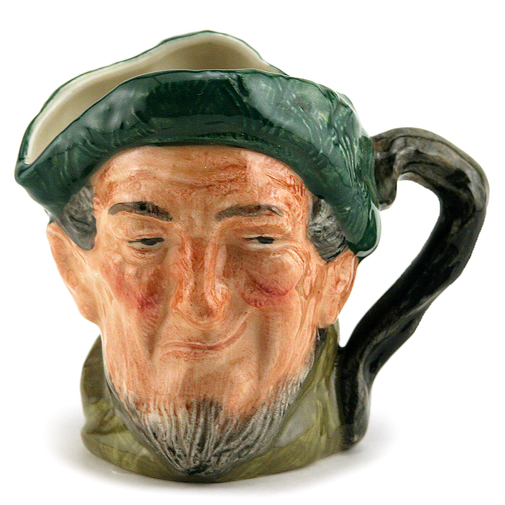 Auld Mac Auld Auld D5824 (Bone China) - Small - Royal Doulton Character Jug