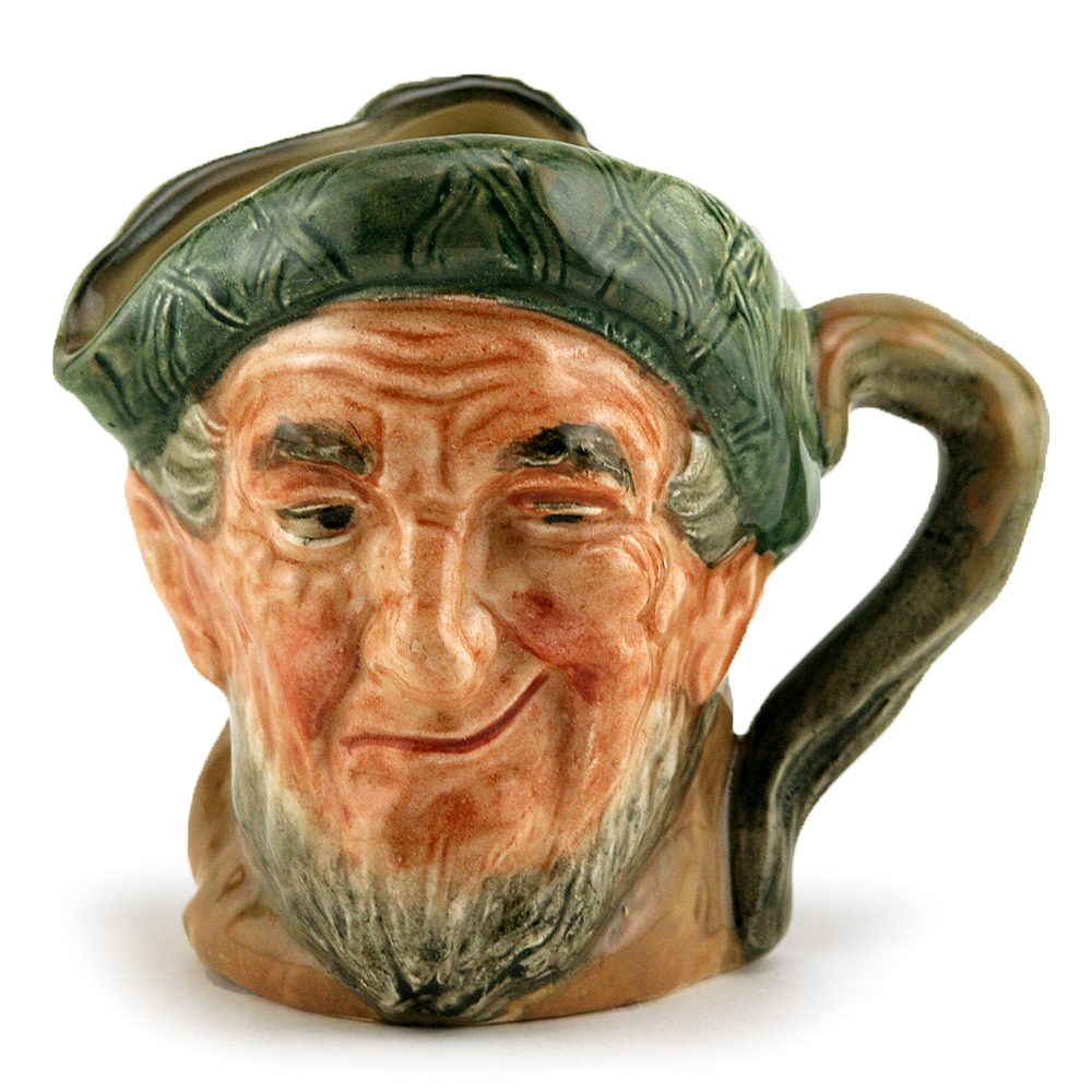 Auld Mac Owd and Owd D5824 - Small - Royal Doulton Character Jug