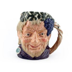 Bacchus D6505 - Small - Royal Doulton Character Jug