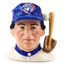 Baseball Player D6973 (Toronto Blue Jays) - Small - Royal Doulton Character Jug