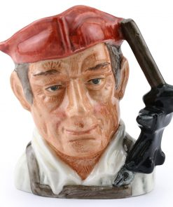 Blacksmith (Bone China) D6578 - Royal Doulton Character Jug