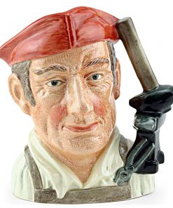 Blacksmith D6578 - Small - Royal Doulton Character Jug