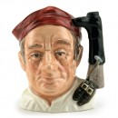 Bootmaker D6579 (Bone China) - Small - Royal Doulton Character Jug