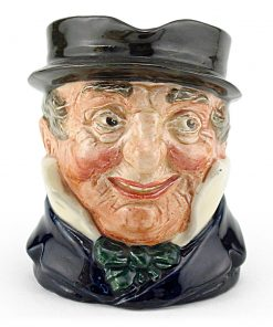 Cap'n Cuttle D5842 - Small - Royal Doulton Character Jug