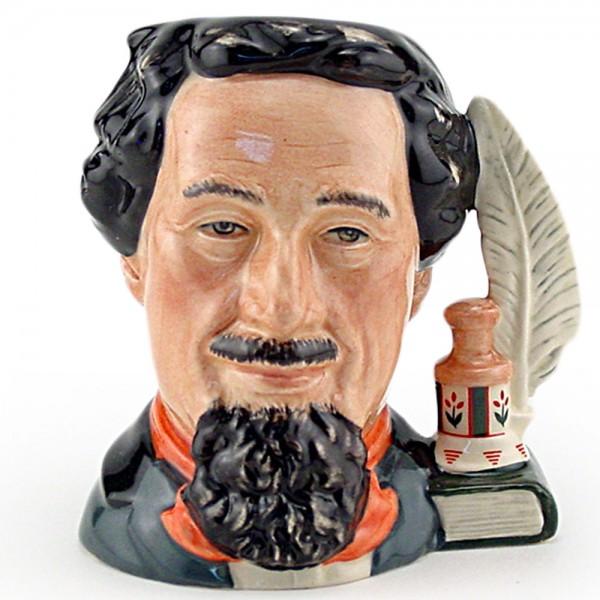 Charles Dickens D6901 - Small - Royal Doulton Character Jug